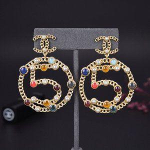 Digital earrings